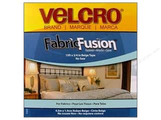 VELCRO brand Fabric Fusion Tape 3/4&quot;x 15&#39; Beige (15 feet)