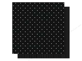Best Creation Paper 12x12 Mr &amp; Mrs Dots (25 sheets)
