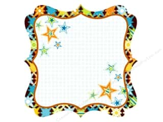 Best Creation 12 x 12 in. Paper Die Cut All Stars (25 sheets)