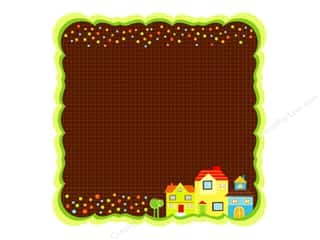 Best Creation 12 x 12 in. Paper Die Cut Dream Big (25 sheets)