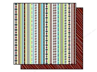 2013 Crafties - Best Adhesive: Best Creation 12 x 12 in. Paper Hit The Road (25 sheets)