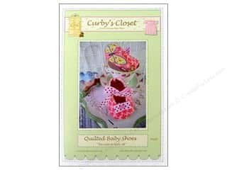 Quilted Baby Shoes Pattern