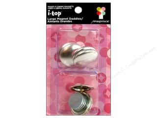 Imaginisce i-top Magnet Daddies Shell 28mm 4pc