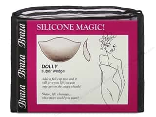 Braza Silicone Magic Enhancers Dolly Clear
