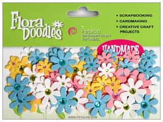 Petaloo FloraDoodles Jeweled Florettes Baby Coming