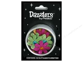Petaloo Dazzlers Flower Tin Small Funky Monkey