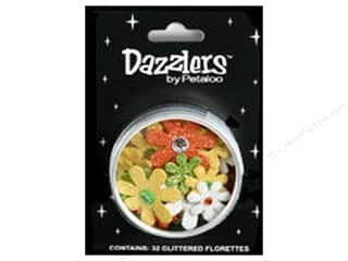Petaloo Dazzlers Flower Tin Small Citronella