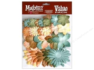 Petaloo Mulberry Value Pack Assorted Victorian 36pc