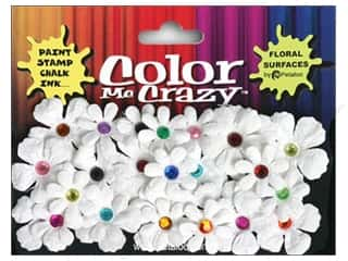 Petaloo Color Me Flower Gypsies Multi White