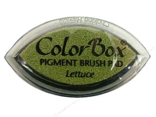 Clearsnap ColorBox Pigment Inkpad Cat's Eye: ColorBox Pigment Inkpad Cat's Eye Lettuce
