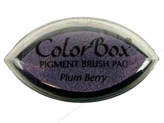 ColorBox Pigment Ink Pad Cat's Eye Plum Berry