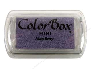 ColorBox Pigment Ink Pad Mini Plum Berry