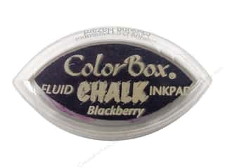 Clearance ColorBox Fluid Chalk Mini Ink Pad: ColorBox Fluid Chalk Inkpad Cat's Eye Blackberry
