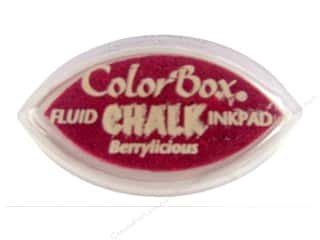 Clearance ColorBox Fluid Chalk Mini Ink Pad: ColorBox Fluid Chalk Ink Pad Cat's Eye Berrylicious
