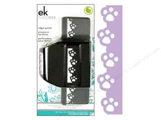 EK Paper Shapers  Edger Punch Paw Print