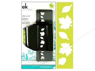 EK Paper Shapers Edger Punch Falling Leaves