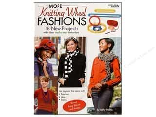 More Knitting Wheel Fashions Book