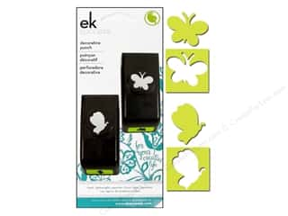 EK Paper Shapers Punch Mini Butterflies 2pc