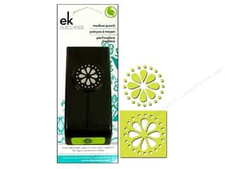 EK Paper Shapers Medium Punch Floral Dot