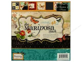 DieCuts Paper Stack 8x8 Print Mariposa