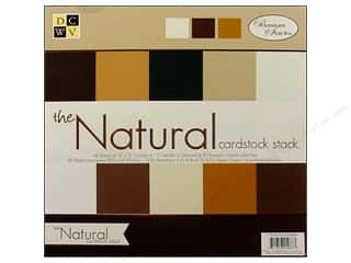 DieCuts Cardstock Stack 12x12 Natural