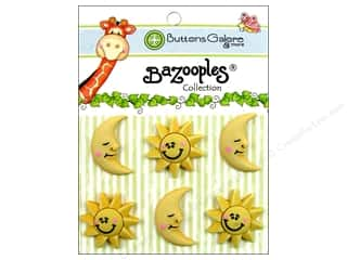 Buttons Galore BaZooples Sets Sun &amp; Moon