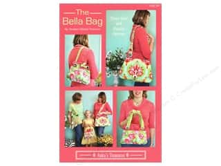 Books & Patterns: The Bella Bag Pattern