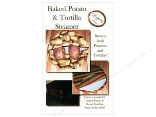 Baked Potato & Tortilla Steamer Pattern