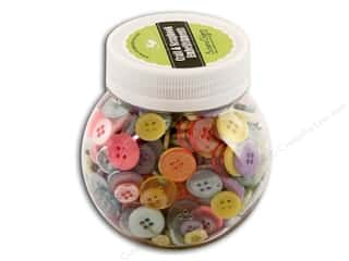Buttons Galore Button Jar 5oz Wee One