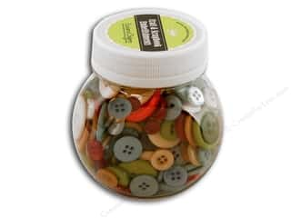 Buttons Galore Button Jar 5.5 oz. Windjammer