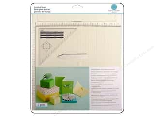 Seam Creaser: Martha Stewart Tools Scoring Board