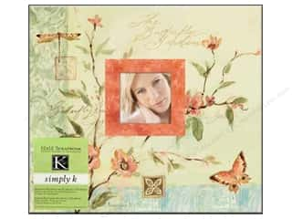 K&amp;Co Scrapbook Album 12x12 Susan Winget Nature