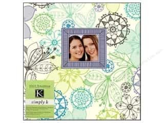 K&Co Scrapbook Album 12x12 Poppyseed