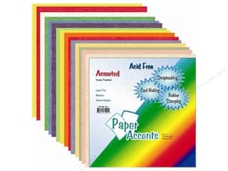 School Height: Cardstock Variety Pack 12 x 12 in. Assorted 20 pc. by Paper Accents