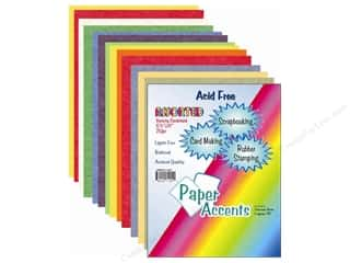 Cardstock Variety Pack 8 1/2 x 11 in. Assorted 20 pc.