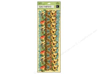 K&Co Adhesive Borders Susan Winget Nature