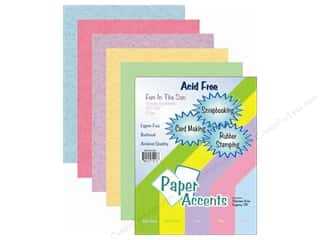 Paper Accents Summer Fun: Cardstock Variety Pack 8 1/2 x 11 in. Fun In The Sun 25 pc. by Paper Accents