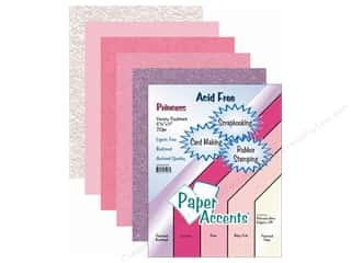 Cardstock Variety Pack 8 1/2 x 11 in. Princess 20 pc. by Paper Accents