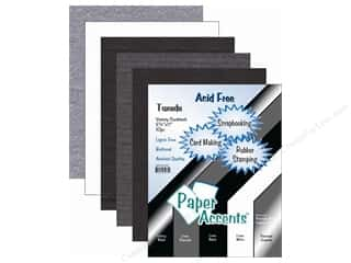 Cardstock Variety Pack 8 1/2 x 11 in. Tuxedo 10 pc. by Paper Accents