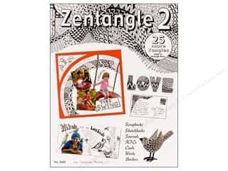 Design Originals Zentangle 2 Book