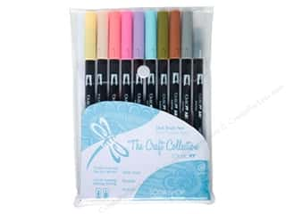 Tombow Dual Brush Pen Set Soda Shop 10pc