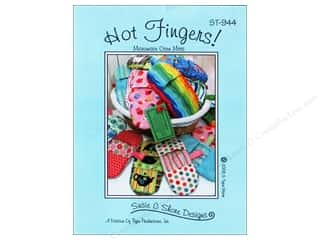 Books & Patterns Hot: Susie C Shore Hot Fingers Pattern