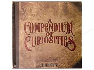 A Compendium of Curiosities Book