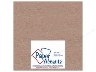 Paper Accents Chipboard Extra Heavy 4&quot;x 4&quot;Natural (25 sheets)