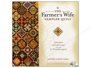 David & Charles Computer Software / CD / DVD: Krause Publications The Farmer's Wife Sampler Quilt Book