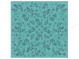 Bazzill 12 x 12 in. Cardstock Glazed Fancy Bird Navajo