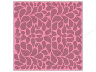 Bazzill 12 x 12 in. Cardstock Glazed Feather Princess