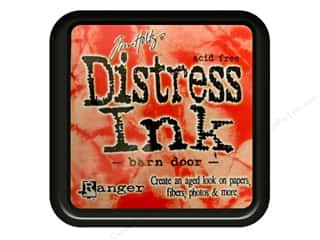 Tim Holtz New: Tim Holtz Distress Ink Pad by Ranger Barn Door