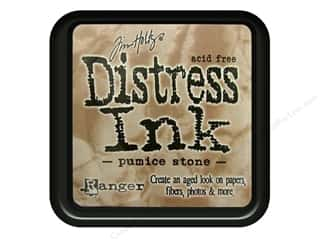 Ranger Tim Holtz Distress Ink Pads by Ranger: Tim Holtz Distress Ink Pad by Ranger Pumice Stone