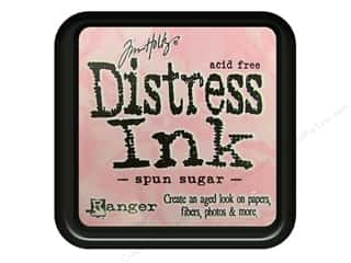 Tim Holtz Distress Ink Pad Spun Sugar by Ranger